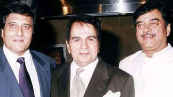 Shatrughan Sinha wishes speedy recovery for Dilip Kumar