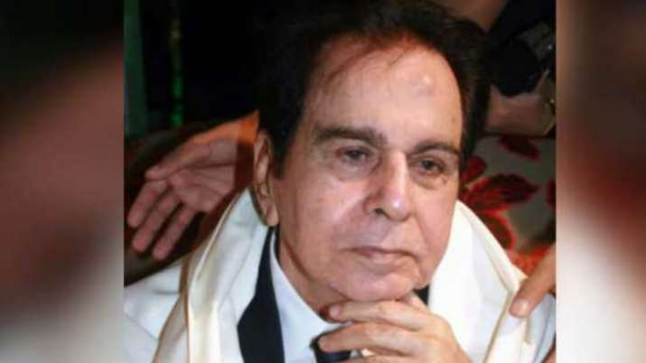 Dilip Kumar admitted at Hinduja Hospital due to breathlessness