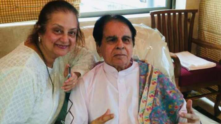Dilip Kumar Health Update Actor stable says Saira Banu has a discharge decision to make after the reports