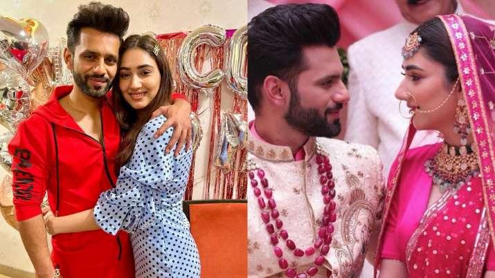 Rahul Vaidya, Disha Parmar to announce their wedding date soon? What Khatron Ke Khiladi 11 contestan