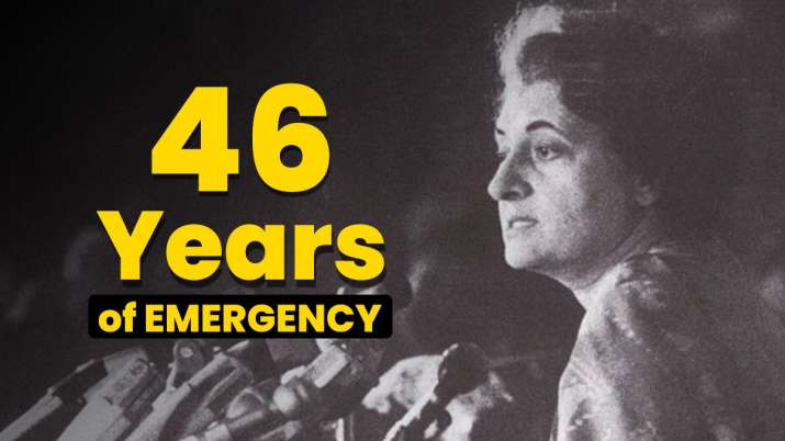 46 years of EMERGENCY: What India experienced in its