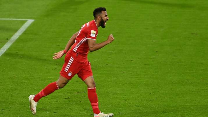 Bayern hands Choupo-Moting 2-year contract extension