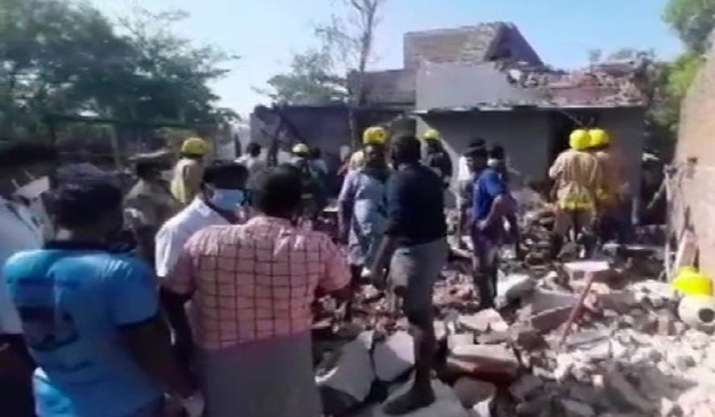 Tamil Nadu: 5-year-old among 3 die in blast at illegal