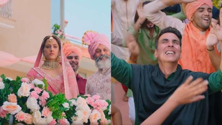 Filhaal 2- Mohabbat Teaser: Akshay Kumar, Nupur Sanon promise a heartbreaking love story