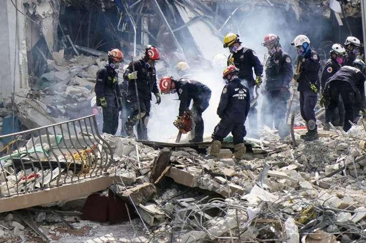 building collapse florida