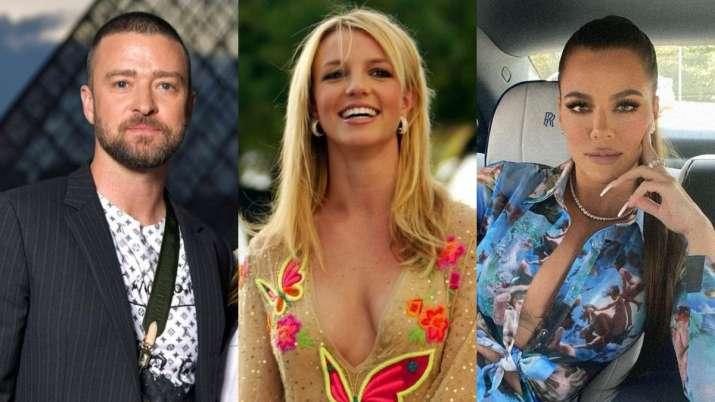 Justin Timberlake, Britney Spears, Khloe Kardashian