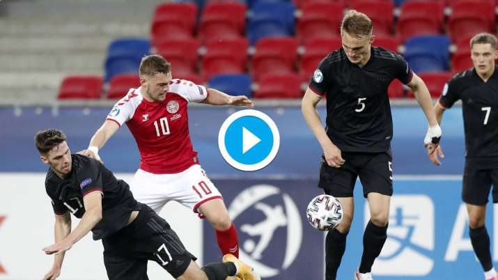 Germany vs Denmark International Friendly 2021 Live Streaming: Find full details on when and where t