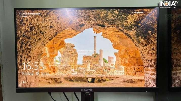India Tv - gigabyte