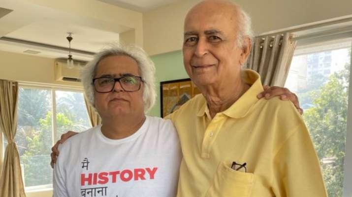 Filmmaker Hansal Mehta's father passes away