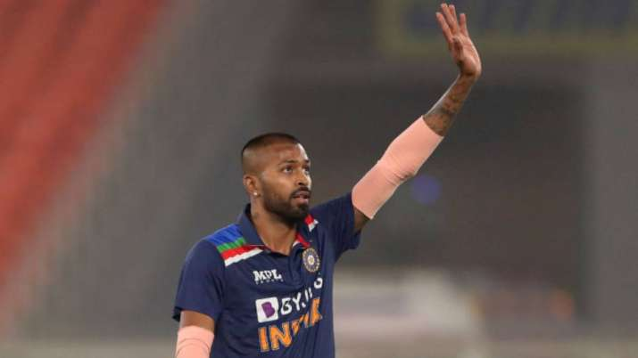 Hardik Pandya eyes bowling in T20 World Cup: Didn't drop my pace even after  surgery | Cricket News – India TV