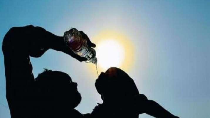 Ganganagar, Rajasthan, sizzles, 44.2 degrees Celsius, weather updates, weather news, summer season,