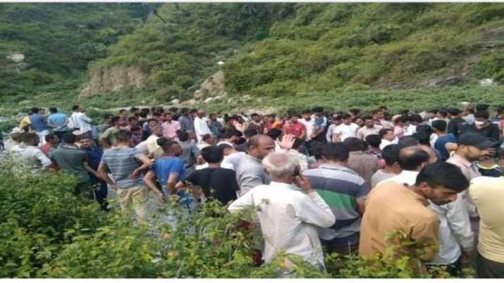 himachal road accident, shillai, paonta sahib, pm modi