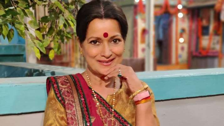 Himani Shivpuri has returned to Happu Ki Ultan Paltan sets and said it is 'always very good to return'