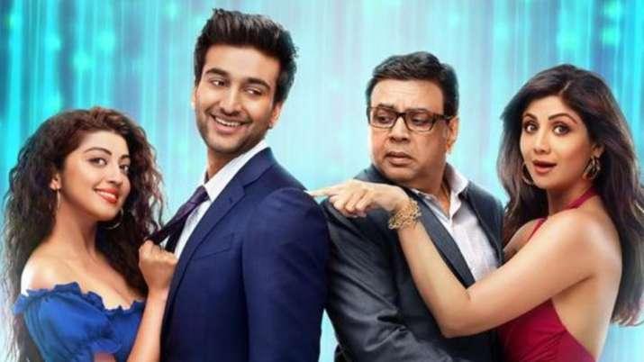 Hungama 2: Shilpa Shetty, Meezaan Jaffrey & others reunite for film's album preview