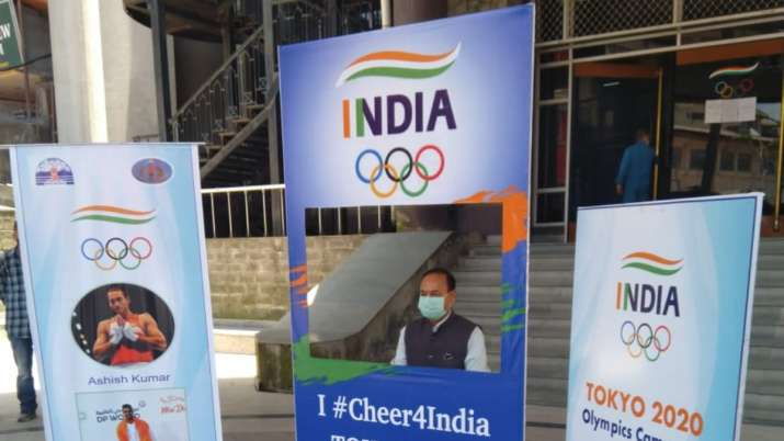 India's Olympic theme song launched