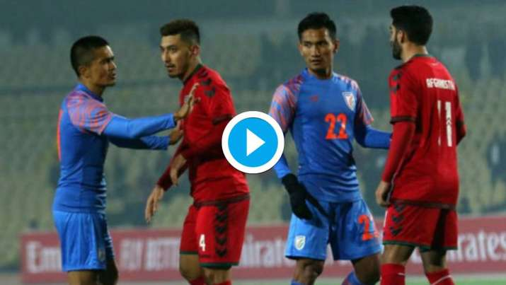 India vs Afghanistan FIFA WC qualifier/ Asia Cup qualifier Live Streaming: Find full details on when