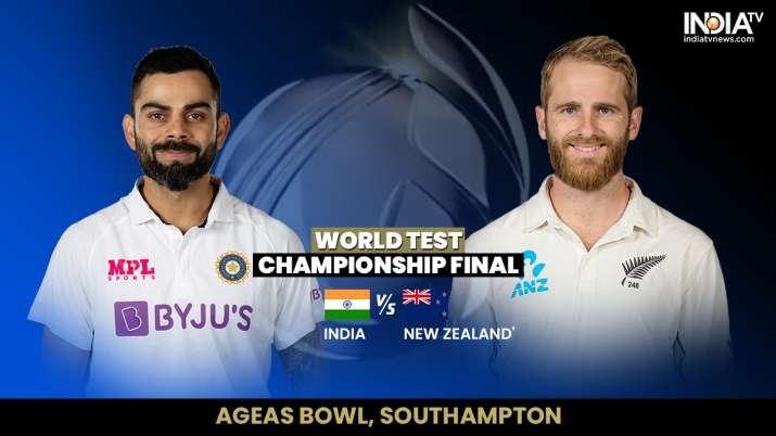 Live Blog India vs New Zealand WTC Final Day 4: Live updates from Southampton