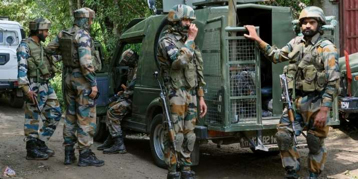 Top Lashkar commander Nadeem Abrar arrested in 'big