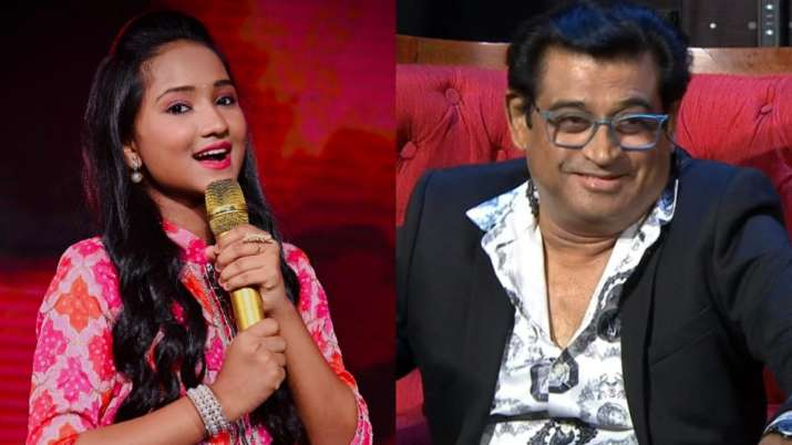 """# IndianIdol12: Directed singer Anjali says """"I expected to reach the Top 5"""" about Amit Kumar's critique"""