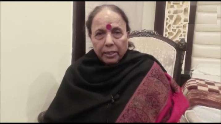 Congress leader Indira Hridayesh dies of cardiac arrest at