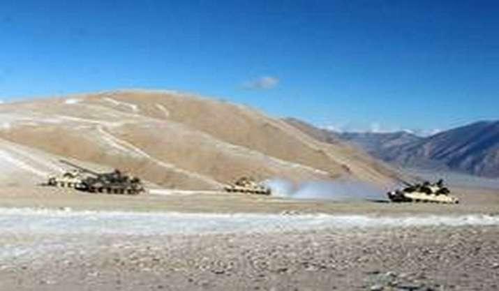 China rotates 90 per cent troops deployed along Ladakh