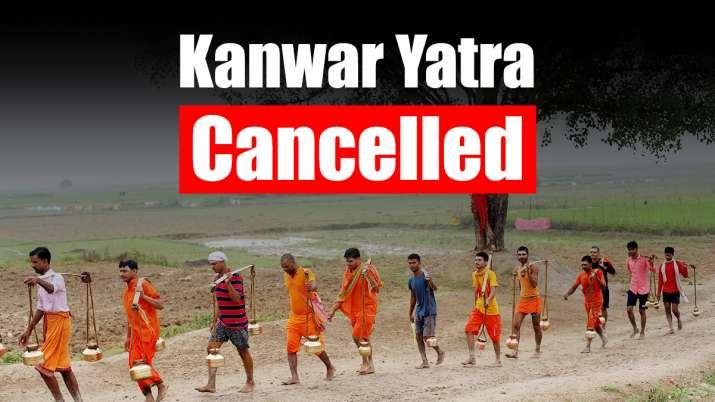 Kanwar Yatra cancelled