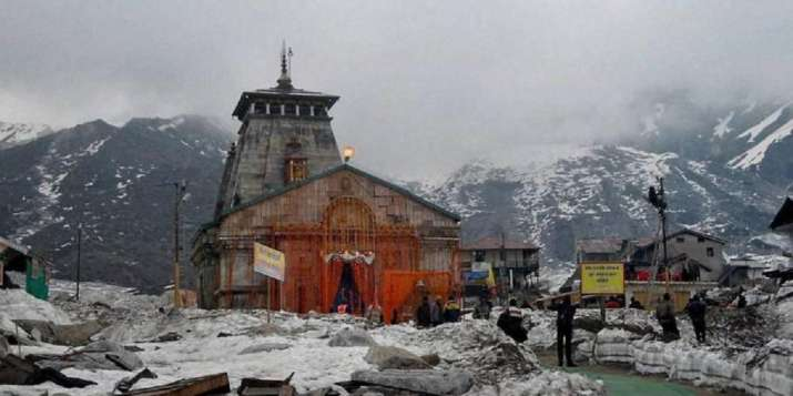 Uttarakhand government postponed its order to open the Chardham Yatra