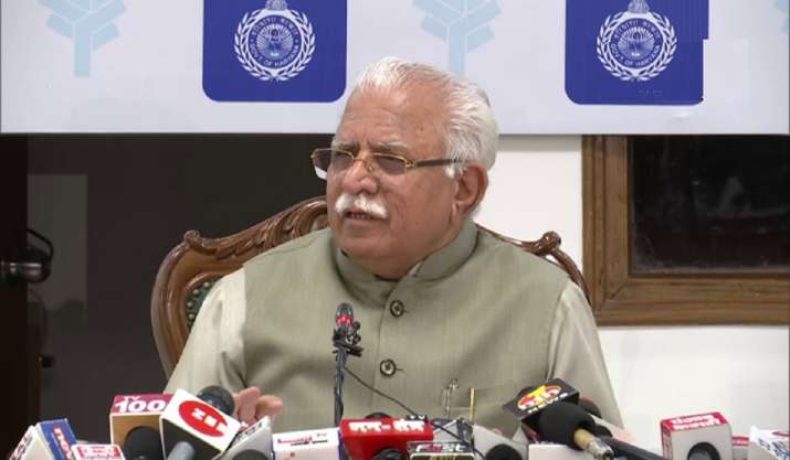 Word 'Kisaan' tarnished: Haryana CM Khattar's veiled attack
