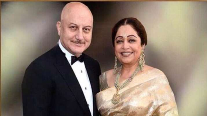 Anupam Kher pens heartwarming birthday wish for wife Kirron: People love you for the person you are