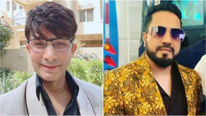 Kamaal R Khan aka KRK threatens Mika Singh after