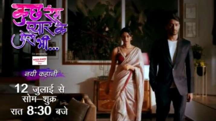 Kuch Rang Pyaar Ke Aise Bhi 3: Shaheer Sheikh, Erica Fernandes' show gets a release date