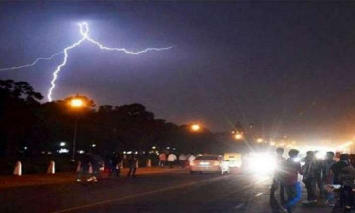 26 killed in lightning strikes in West Bengal