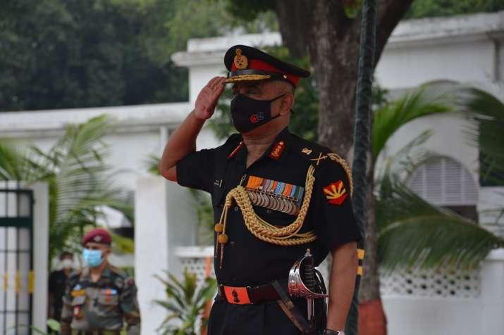 Lt Gen Manoj Pande