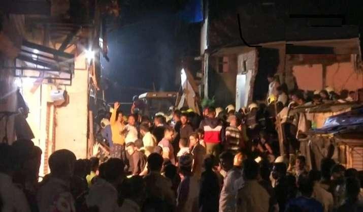Mumbai: Nine killed, 8 injured as residential structure