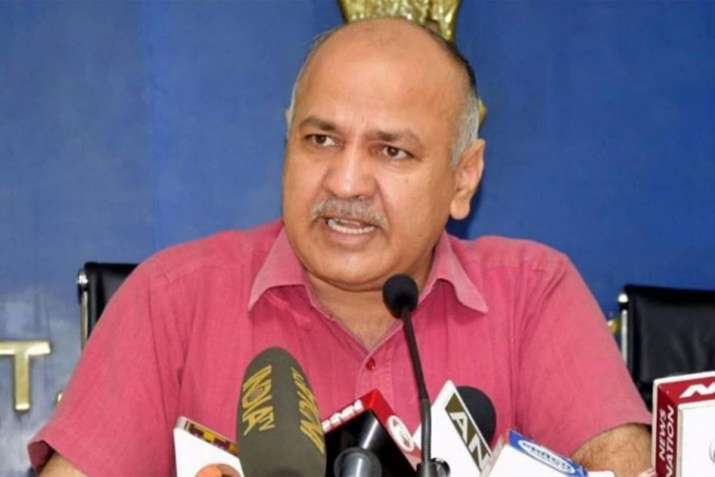Give weightage to class 10, 11 scores in Class 12 exam results: Manish Sisodia to Education Minister