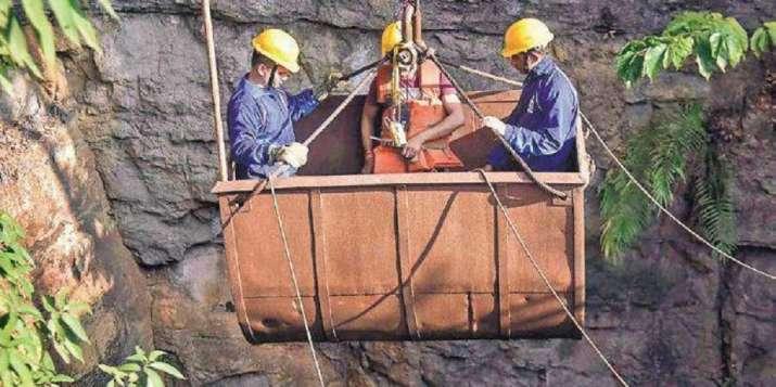 coal shaft