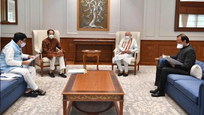 uddhav thackeray pm modi meeting