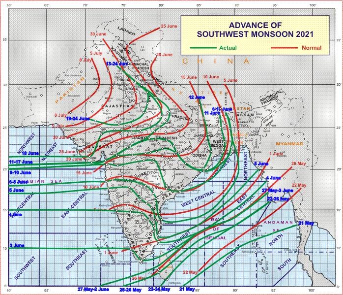 India Tv - monsoon, monsoon rains, delhi rains,delhi monsoon, monsoon north india, delhi weather update, delhi