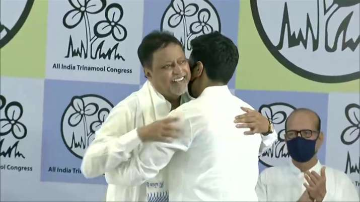 Roy, the former second-in-command of the TMC who joined the