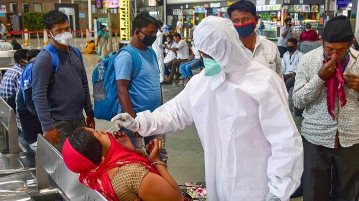 Maharashtra Covid cases