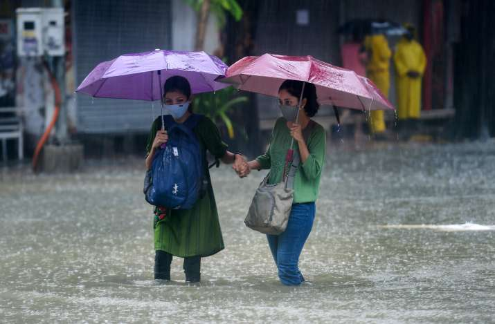 Heavy rainfall is likely to occur in Odisha districts over
