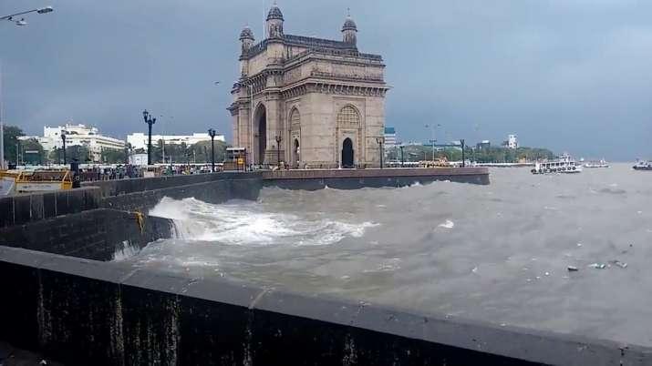 Mumbai rains, mumbai monsoon rain