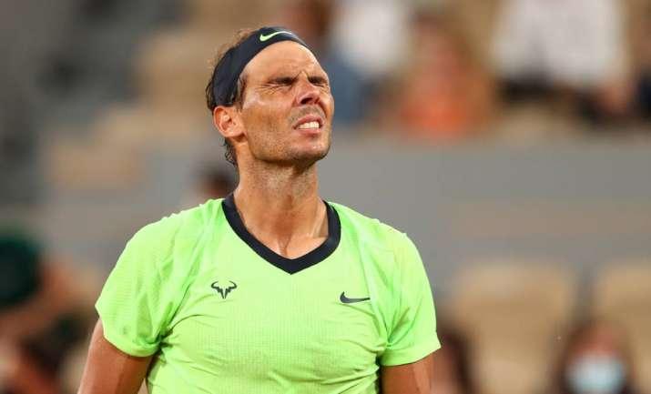 India Tv - Rafael Nadal