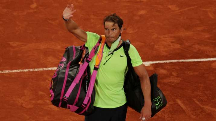 Rafael Nadal opts out of this year's Wimbledon, Tokyo Olympics