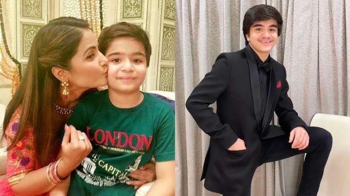 Yeh Rishta Kya Kehlata Hai: How Akshara-Naitik's son Naksh aka Shivansh Kotia looks now | PICS