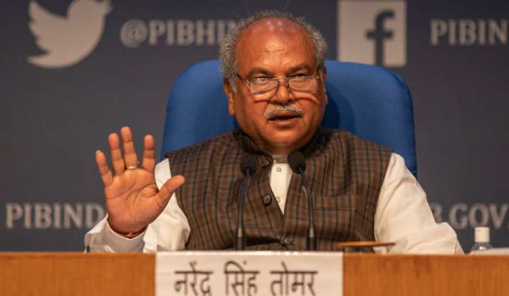 Govt ready to talk to farmers on issues other than agri