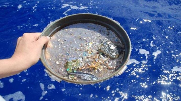 NASA satellite data helps track ocean microplastics from space