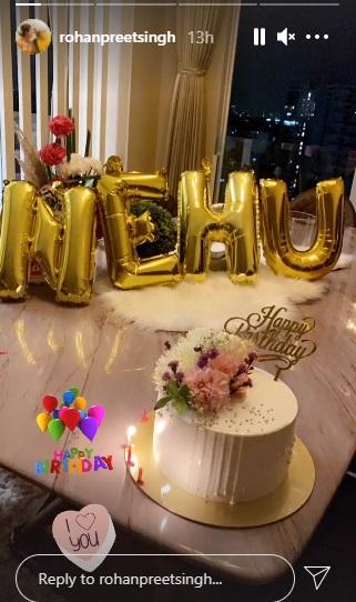 India Tv - Neha Kakkar's birthday celebration
