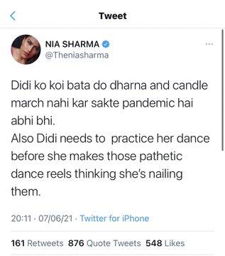 India Tv - Nia Sharma