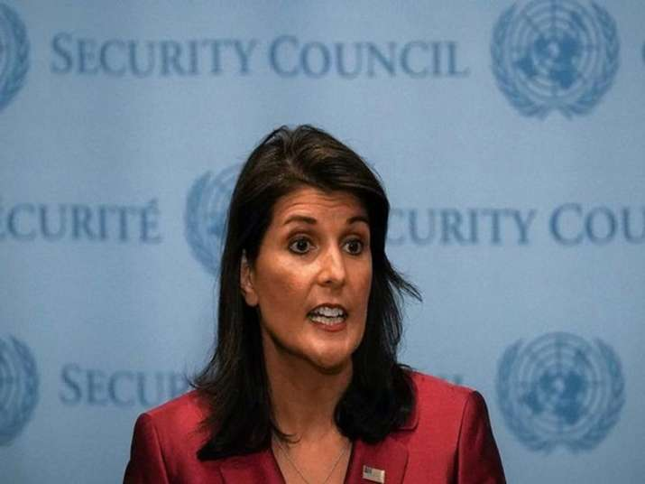 If China takes Taiwan, it's 'all over': Nikki Haley urges